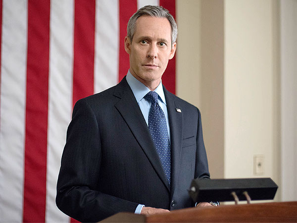 'House of Cards' Interview: Michel Gill Talks Playing the President