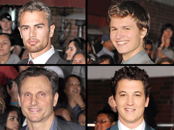 Divergent's Theo James, Miles Teller and the Movie's Hot Male Stars