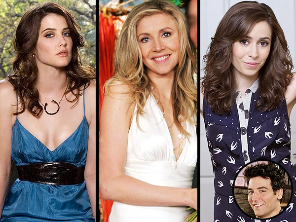 'How I Met Your Mother' Finale: All of Ted's Girlfriends, Ranked