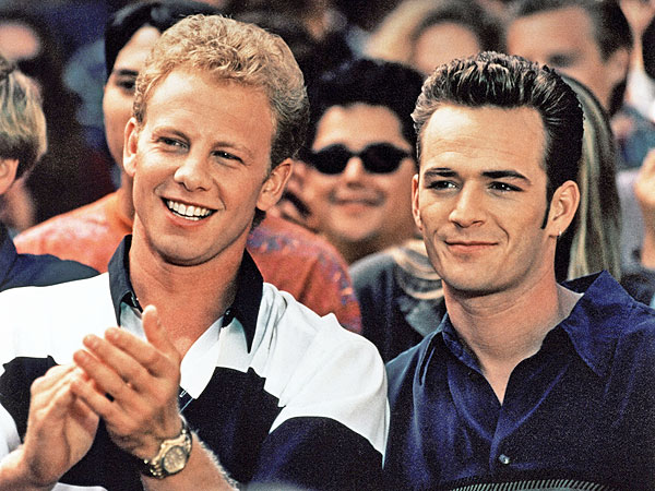 Ian Ziering's Birthday: '90210' & 'Sharknado' Star Turns 50