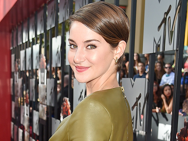 Shailene Woodley Talks The Fault in Our Stars and Kissing Ansel Elgort