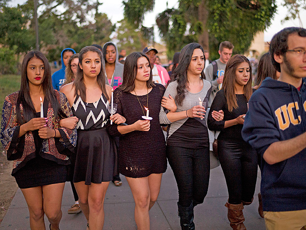Yes All Women Hashtag from Santa Barbara Shooting Hits One Million Tweets