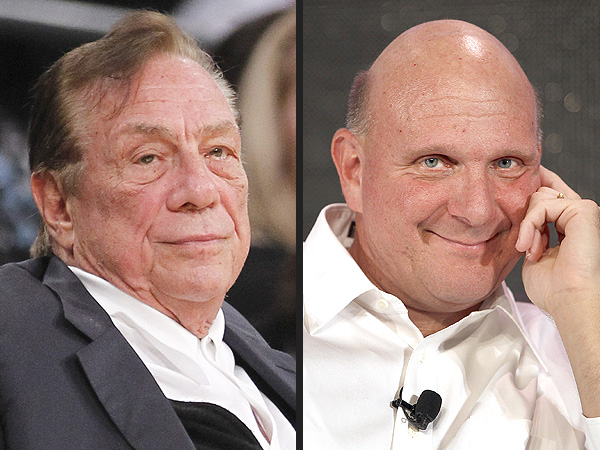 Donald Sterling's wife agrees to sell Clippers to Steve Ballmer