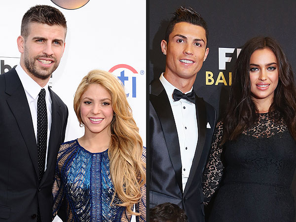 Cristiano Ronaldo and other Footballers and WAGs to Follow for the World Cup