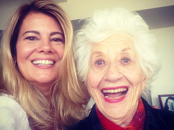 Lisa Whelchel, Charlotte Rae Take Facts of Life Reunion Selfie