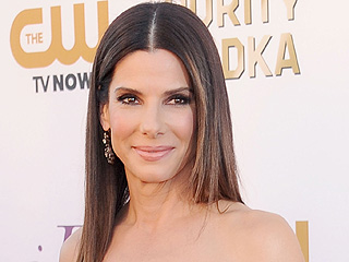 Sandra Bullock Celebrates 50th Birthday at a Cowboy Bar in Wyoming