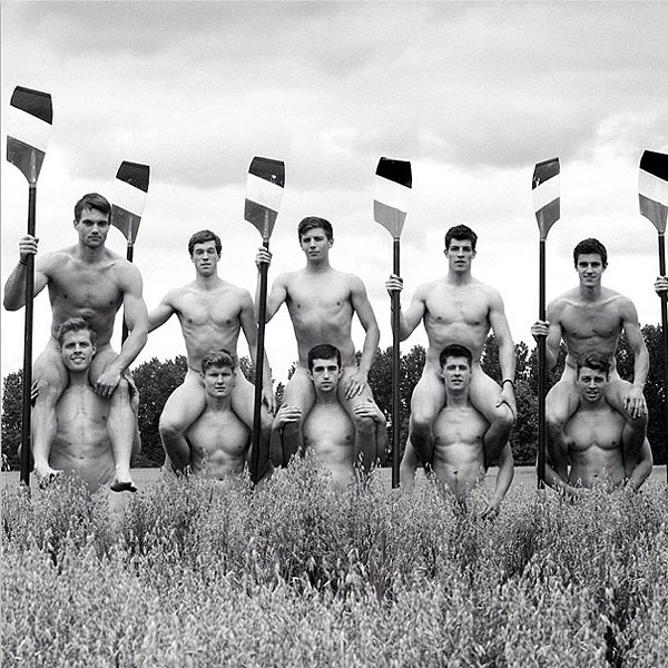 Naked Rowers Calendar: See the Best Photos of the Warwick Rowing Team