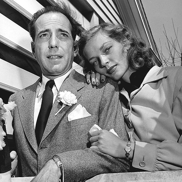 Lauren Bacall and Humphrey Bogart: Onscreen Chemistry