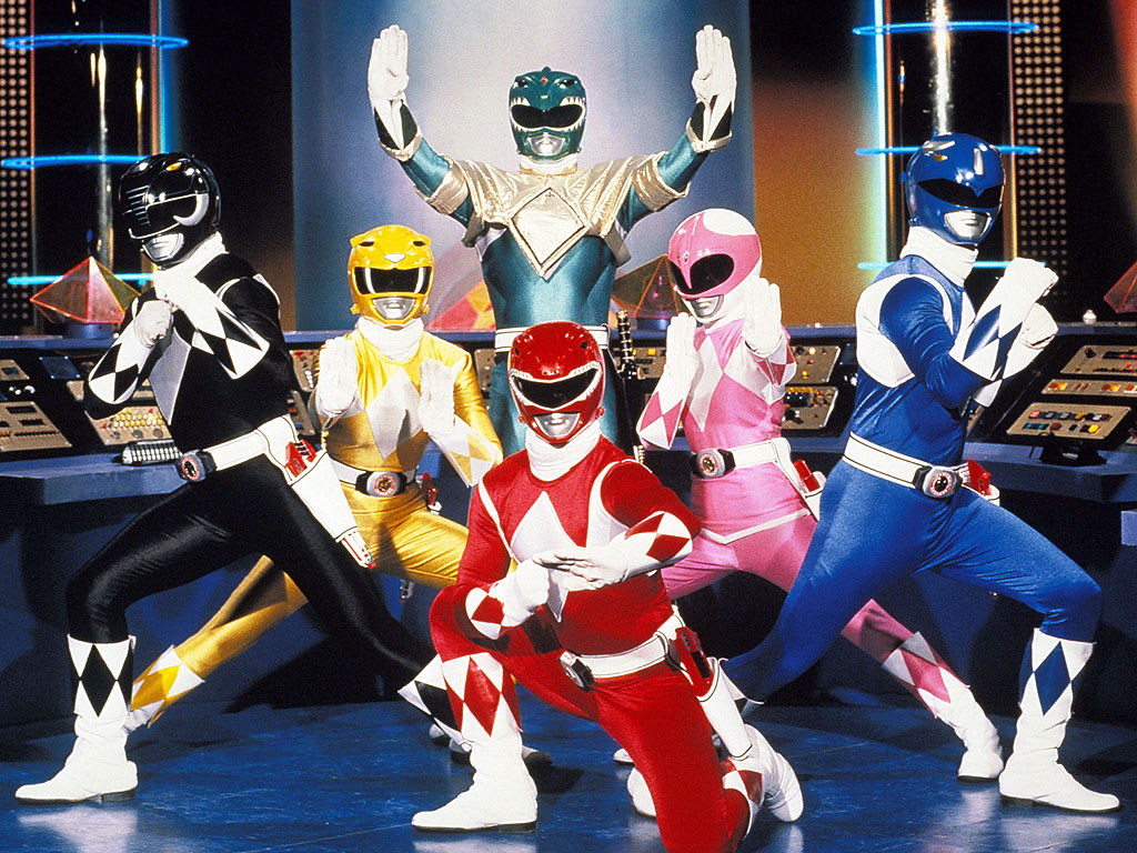 The Power Rangers Movie Is Coming in 2016: Who Should Be In It?