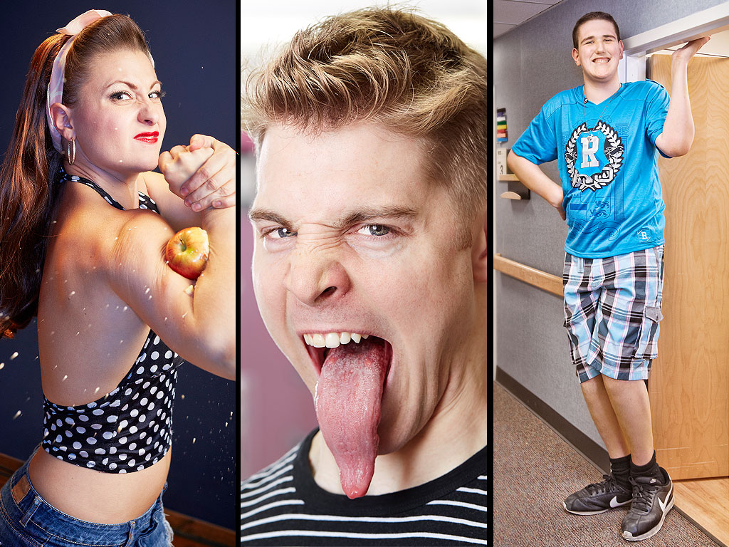 Guinness World Records Book 2015 Weird Record Breakers