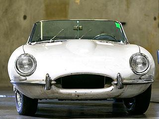Stolen Jaguar XK-E Returned to Owner 45 Years Later