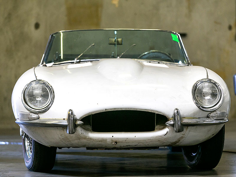 Ivan Schneider's Stolen Jaguar XK-E Returned 45 Years Later