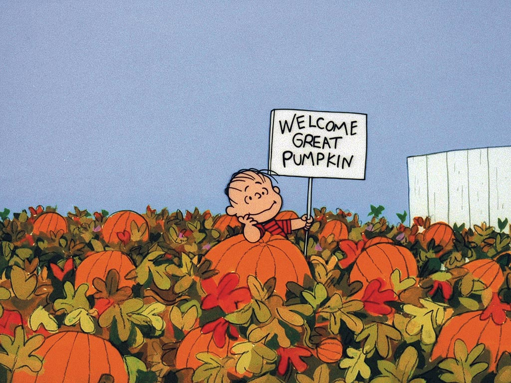It's The Great Pumpkin, Charlie Brown Book Re-Issued