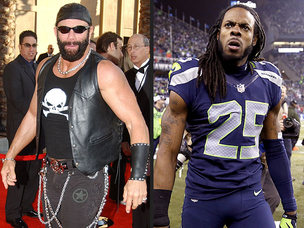 Richard Sherman Interview: The Seahawk Revived the Lost Art of Wrestling Promos