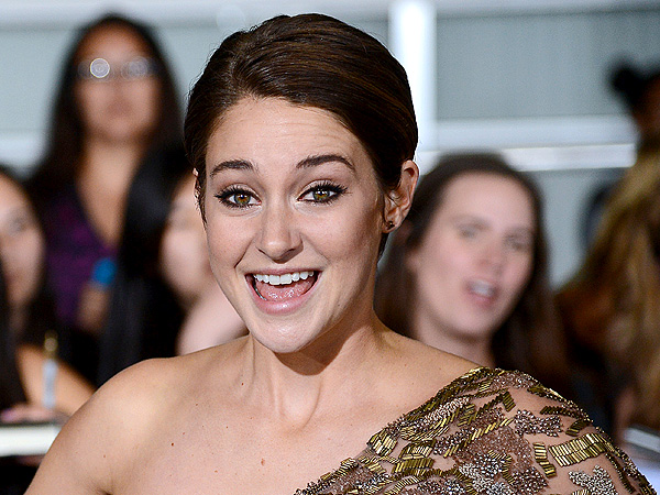 Shailene Woodley: Here's How to Date Her