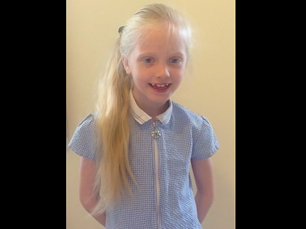 Charlie Tilotson: Real-Life 'Rapunzel' Gets First-Ever Haircut for Charity