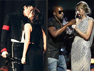 VMAs Flashback: The Rudest, Raunchiest & Strangest Moments