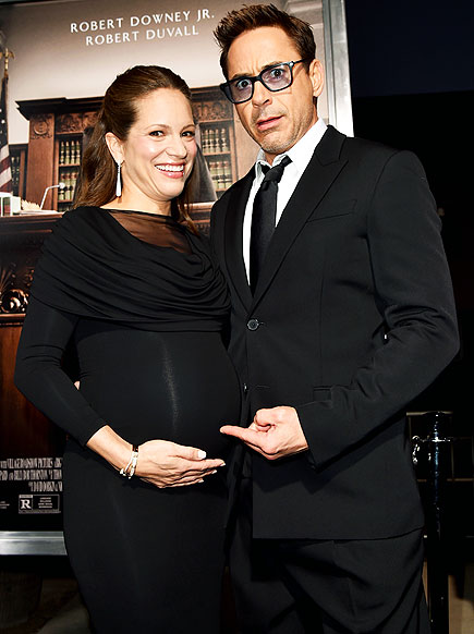 The Secret to Robert Downey Jr.'s Happy Marriage? Cleanliness