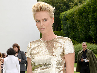 Charlize Theron Finds Out Why Women in Their 40s Are in Their Prime