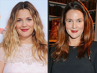 Drew Barrymore Goes Brunette! See Her New Dark Look