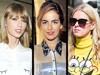 Taylor Swift's Wacky Top! Nicky Hilton's Spongebob Sweater! Star Style Not to Miss