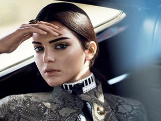 Kendall Jenner Lands Major Vogue Fashion Spread (Again!)