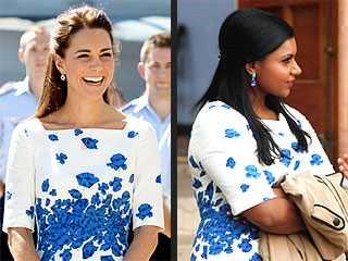 Fashion Faceoff: The Duchess vs. Mindy!