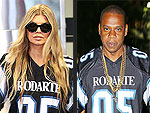 Fashion Faceoff: Fergie Vs. Jay Z