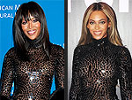 Fashion Faceoff: Naomi vs. Beyoncé