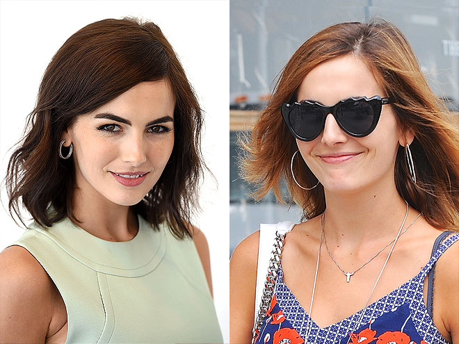 Major Celeb Hair Makeovers