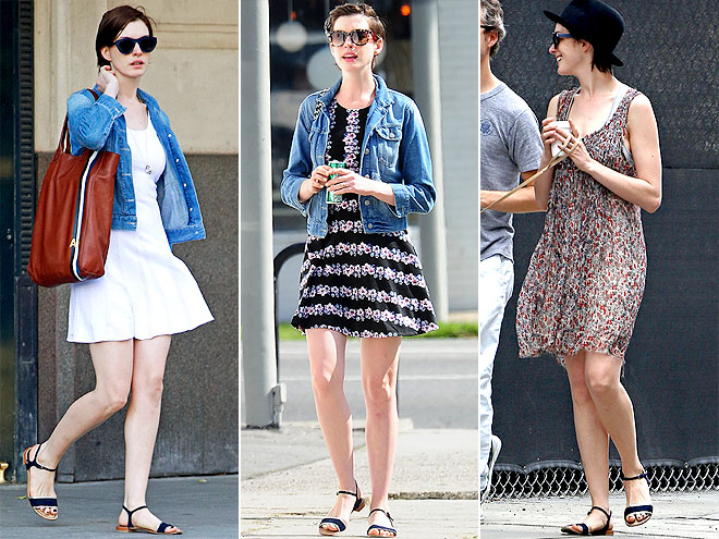 I Really Love My: Anne's Sandals and More