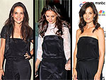See Latest Katie Holmes Photos