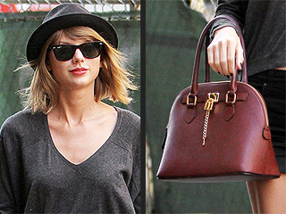 I Really Love My: Taylor Swift's Purse & More!