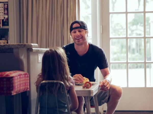 Dierks Bentley Shares A Peek Into His Two Loves In New
