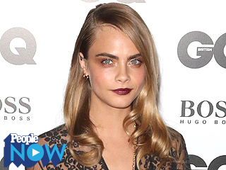Model Cara Delevingne Is Grabbing What?! (It's for a Good Cause)