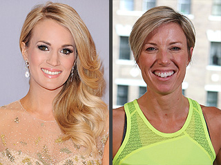 VIDEO: Try Carrie Underwood's Three Go-to Workout Moves