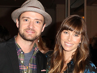 Justin Timberlake Sings at Friends' Wedding as He and Jessica Biel Have Fun Weekend Away