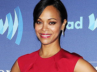 Zoë Saldana's Advice on Getting Fit After Baby: 'Be Easy on Yourself'