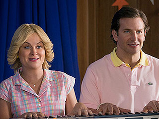 From EW: Get a First Look at Bradley Cooper, Amy Poehler and Paul Rudd in Netflix's Wet Hot American Summer