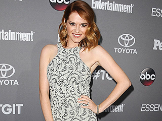 Sarah Drew Says Daughter Hannah Is Determined to Skip Crawling: 'She Just Wants to Walk'