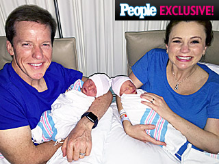 Jeff Dunham Welcomes Twin Sons – Meet Jack and James!