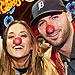 Which Country Stars Clowned Around at the Circus This Weekend?