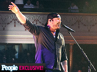 PHOTOS: Lee Brice Takes Us Backstage at the Ryman