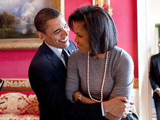 Barack & Michelle Obama's Cutest White House Moments, Ranked