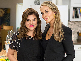 Saved by the Bell's Tiffani Thiessen and Elizabeth Berkley Reunite Again