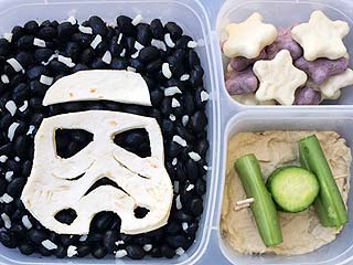 May the 4th Be with You! How to Make This Star Wars Lunch
