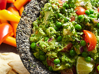 Give Peas (and Guacamole) a Chance