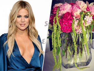 Get Khloé Kardashian's Secrets for Perfectly Arranged (and Long-Lasting!) Flower Bouquets