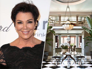 PHOTOS: Kris Jenner's L.A. Home Gets a Glam Makeover