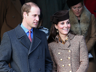 William and Kate Attend Church on Christmas Day Without George